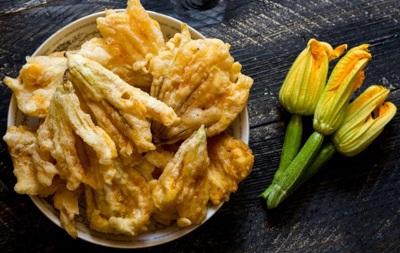 Come Cucinare I Fiori Di Zucca Ricette
