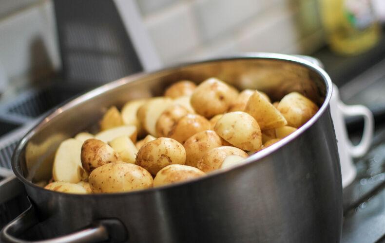 Come Lessare Le Patate Cuocere Con Buccia