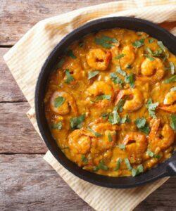 Ricetta Gamberi In Salsa Al Curry
