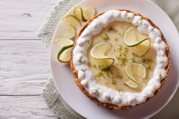Ricetta Key Lime Pie