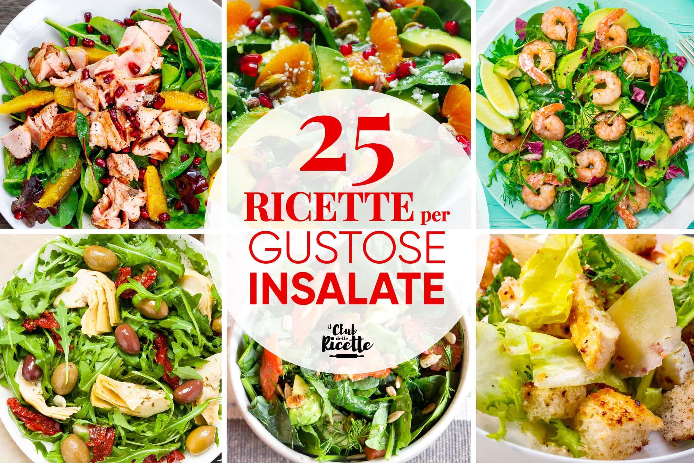 insalate sfiziose per dieta