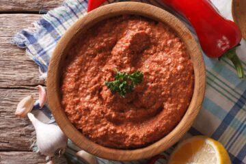 Ricetta Muhammara Crema Di Peperoni E Noci
