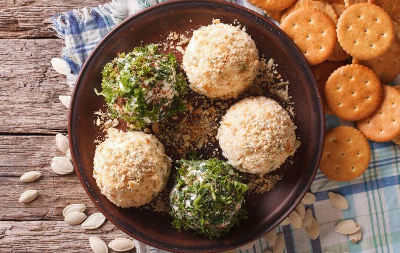 Ricetta Palline Di Ricotta Salate