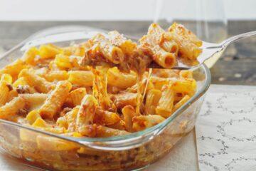 Ricetta Pasta Al Forno Con La Salsiccia