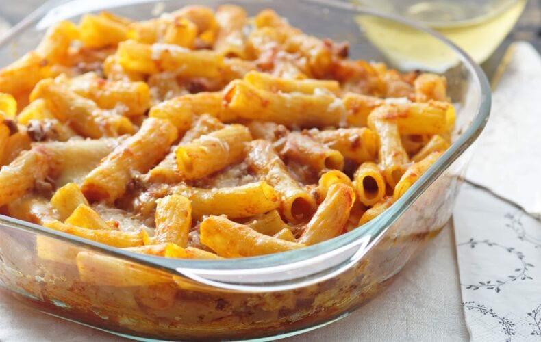 Ricetta Pasta Al Forno Ragu Di Salsiccia
