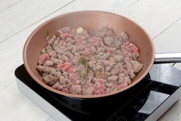 Ricetta Preparazione Lasagne Zucca E Salsiccia 3