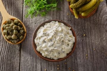 Ricetta Salsa Tartara