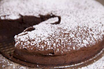 Ricetta Torta Al Nocino