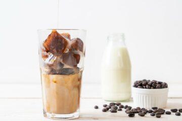 Ricetta Caffe Freddo A Cubetti Con Latte