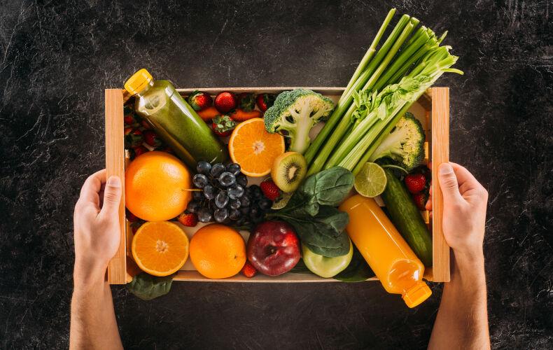 Come Conservare Frutta E Verdura Scegliere