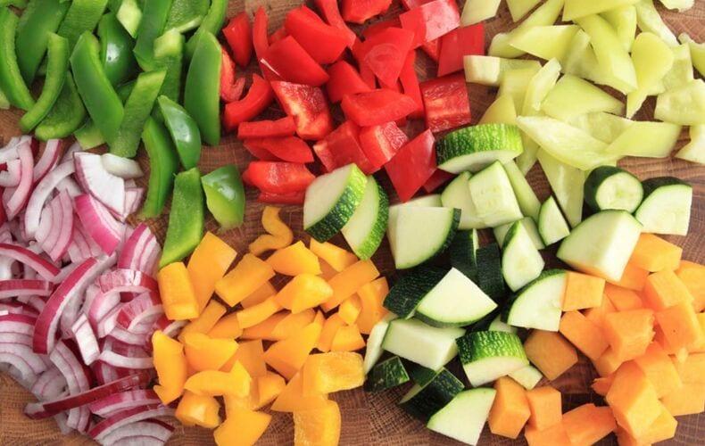Come Cucinare Le Verdure Al Microonde Preparazione