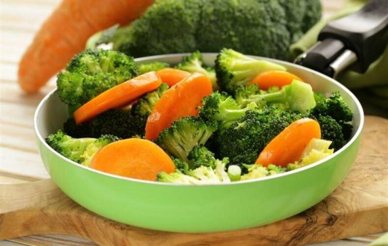 Come Cucinare Le Verdure Al Microonde Tempi