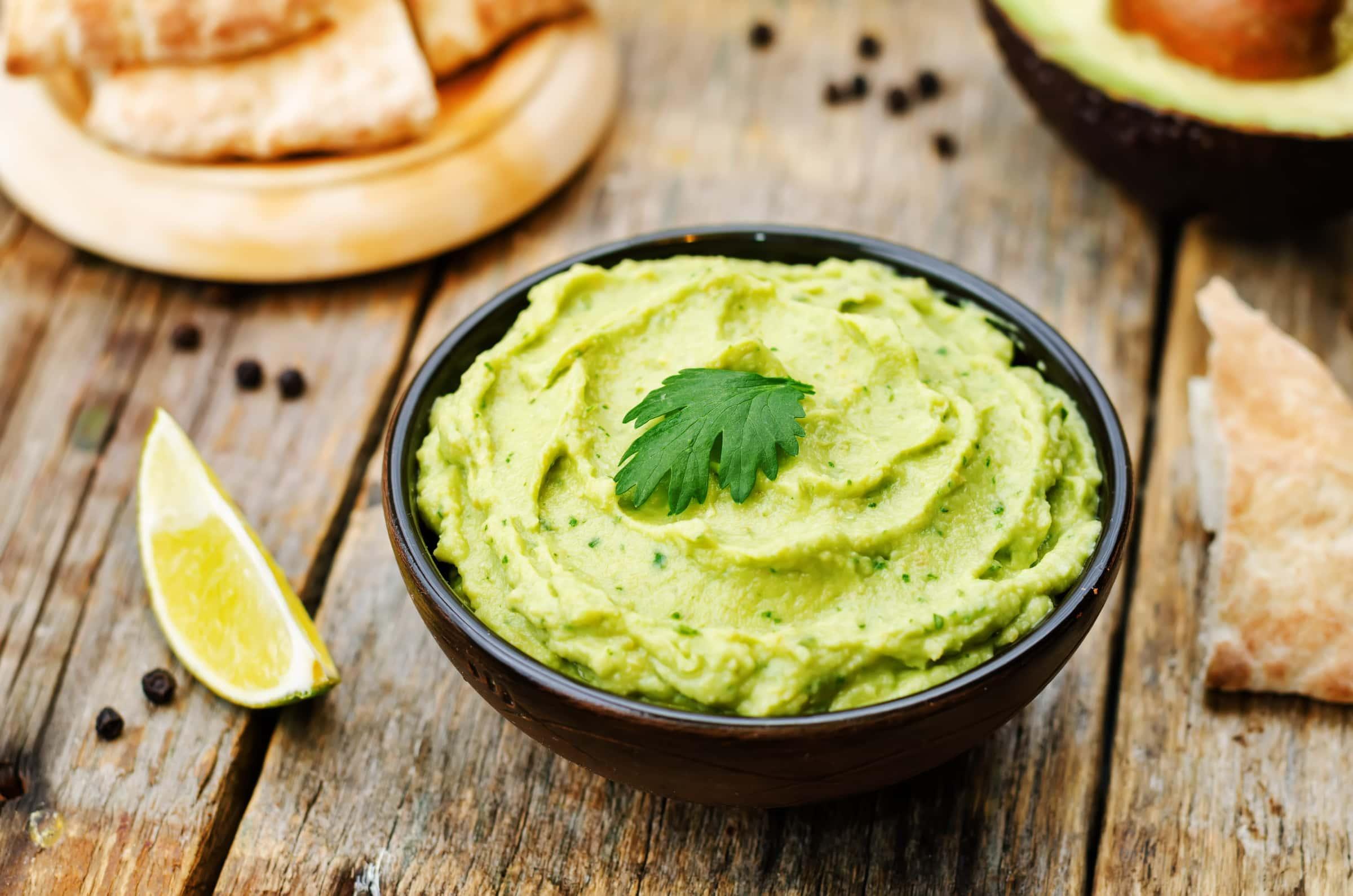 Ricetta Hummus Avocado.Ricetta Hummus Di Avocado Il Club Delle Ricette