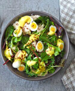 Ricetta Insalata Di Pollo Con Uova E Maionese Allo Yogurt