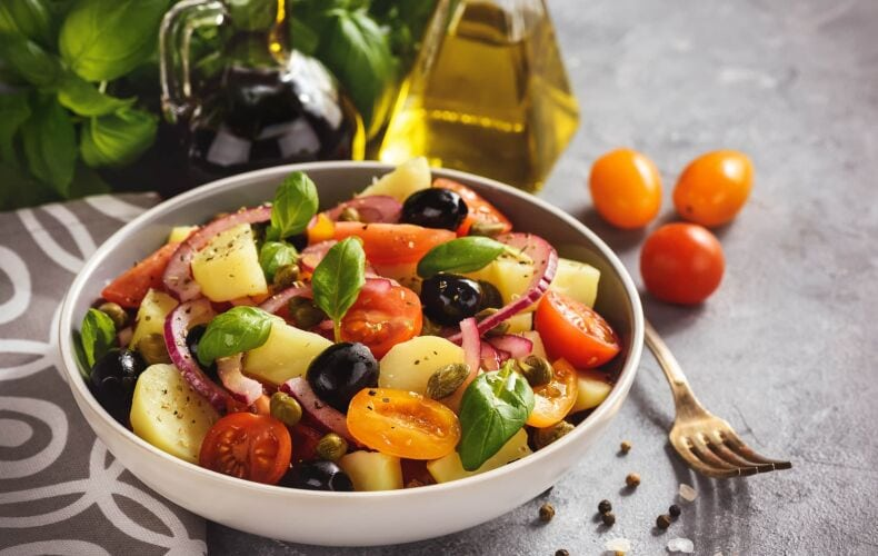 Ricetta Insalata Pantesca Pantelleria