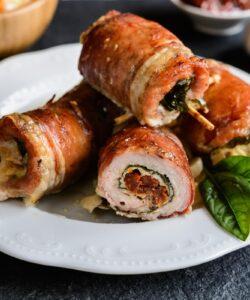 Ricetta Involtini Di Carne Ripieni Di Pomodorini E Feta