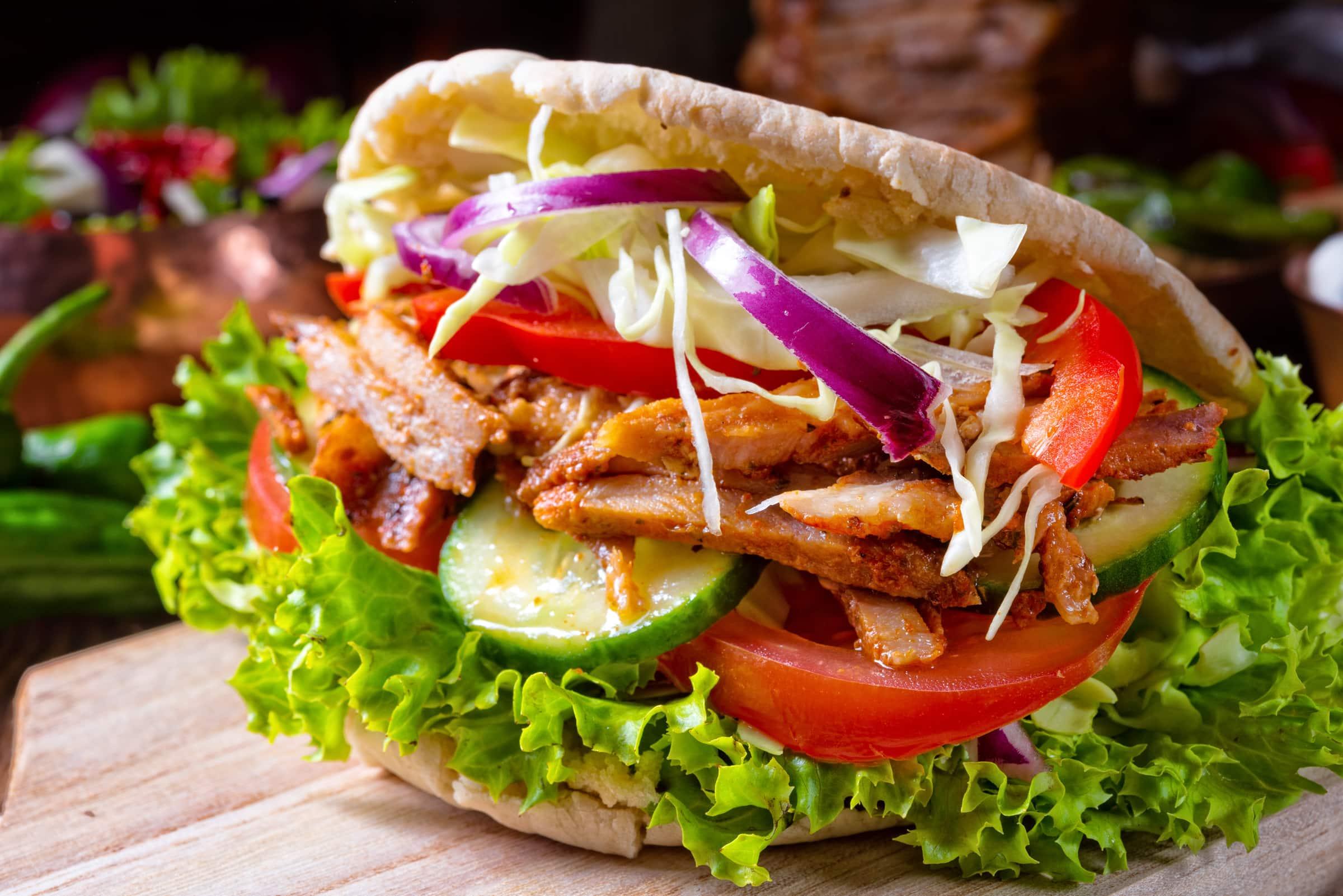 Ricetta Per Un Buon Kebab.Ricetta Kebab Fatto In Casa Il Club Delle Ricette