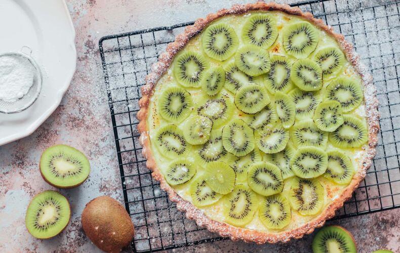 Ricetta Ricetta Crostata Kiwi