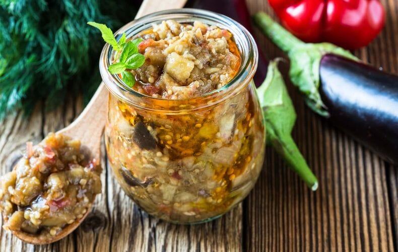 Ricetta Salsa Melanzane E Peperoncino