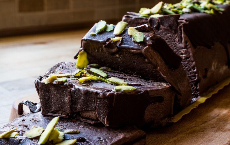 Ricetta Semifreddo Al Cioccolato E Pistacchi