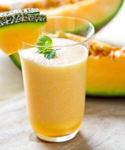 Ricetta Smoothie Melone