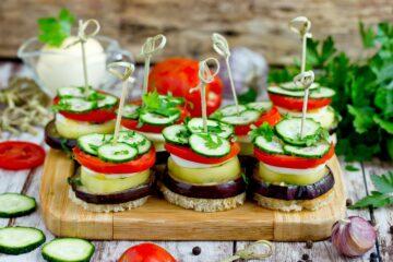Ricetta Antipasto Di Verdure Estive
