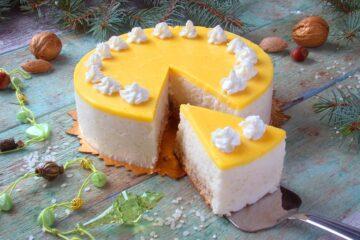 Ricetta Cheesecake Senza Glutine Ananas