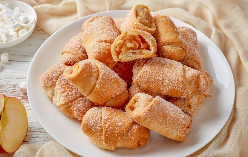Ricetta Fagottini Veloci Con Mele