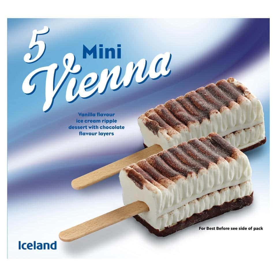 Mini Viennetta Vaniglia