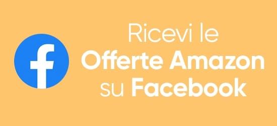 Offert Amazon Facebook