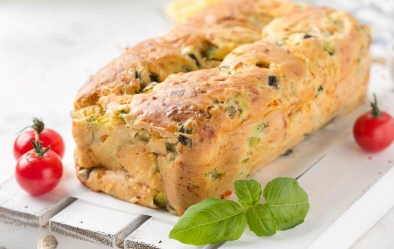 Ricetta Plumcake Salato Alle Verdure