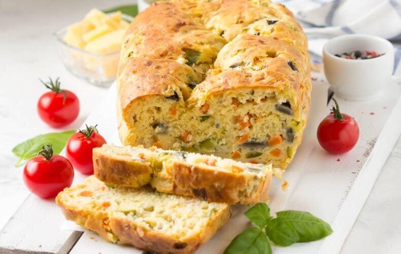 Ricetta Plumcake Salato Con Verdure