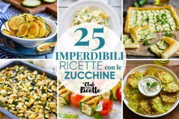 Ricette Facili Veloci Con Zucchine