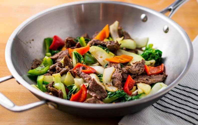 Ricetta Straccetti Di Manzo Con Verdure