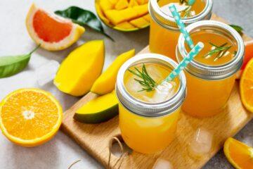 Ricetta Succo Di Frutta Tropicale Fatto In Casa