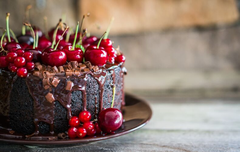 Ricetta Torta Di Ciliegie Al Cioccolato