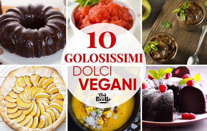 Migliori Ricette Dolci Vegani