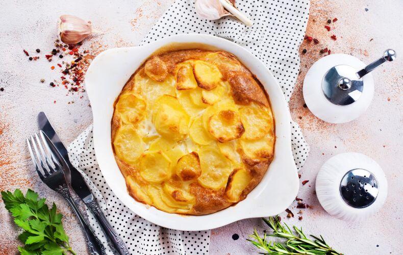 Ricetta Patate Al Latte