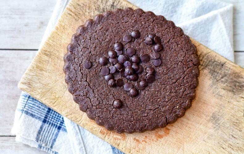 Ricetta Torta Biscotto Cioccolato E Caffe