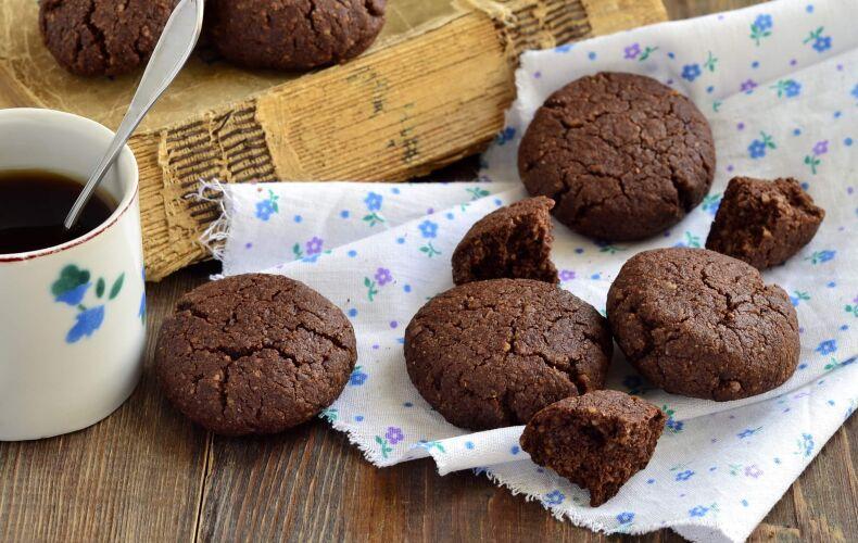 Ricetta Biscotti Al Cacao Senza Glutine