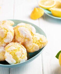 Ricetta Biscotti Al Limone Senza Glutine