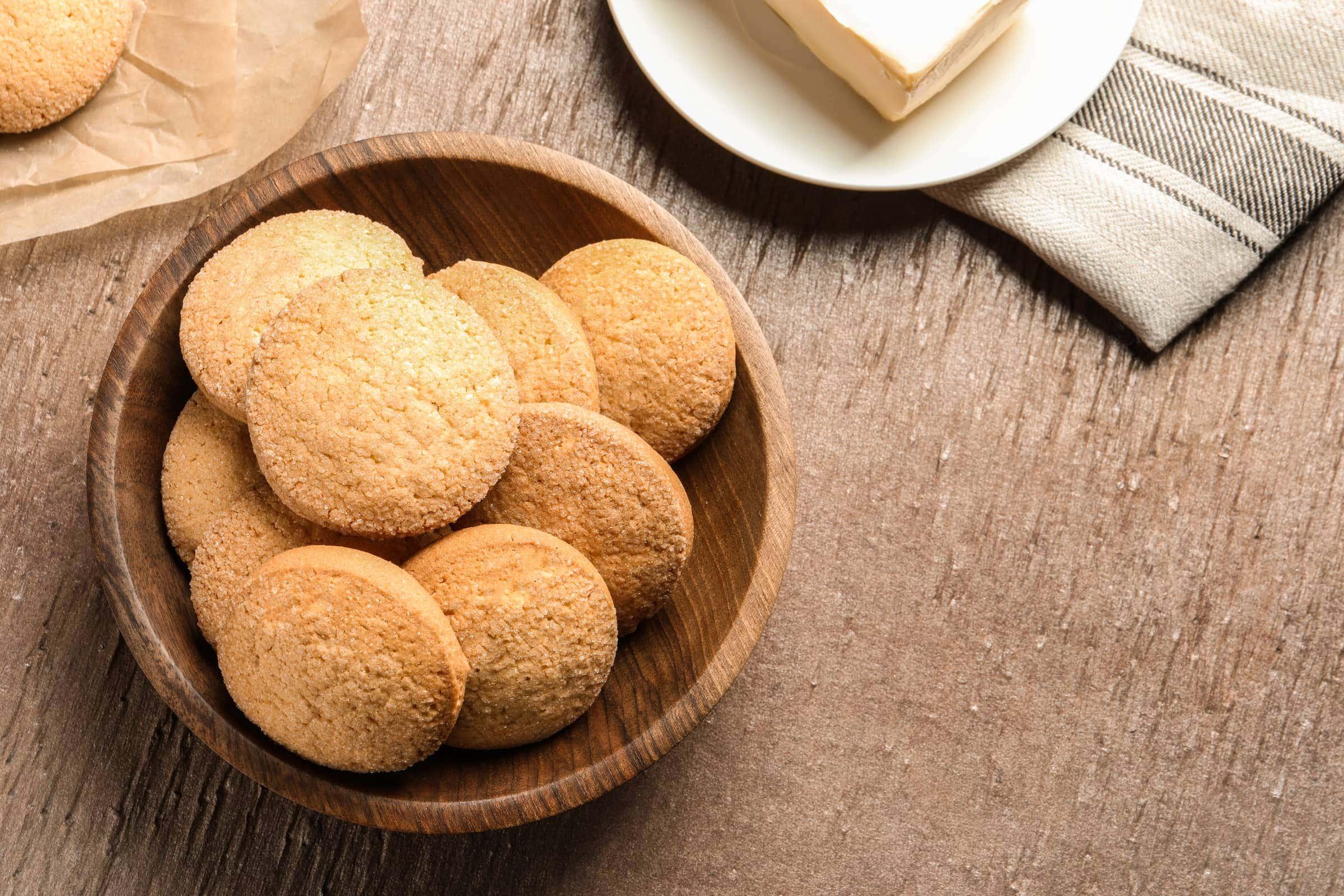 Ricetta Biscotti Al Burro Per Celiaci.Ricetta Biscotti Senza Glutine Il Club Delle Ricette