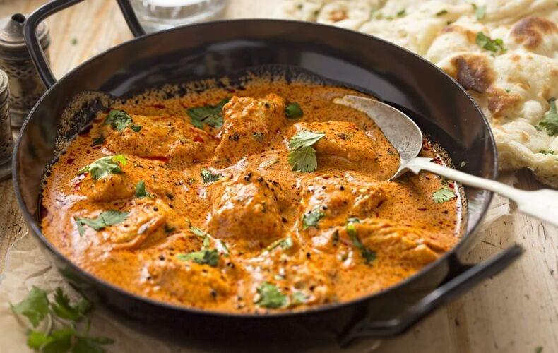 Ricetta Butter Chicken