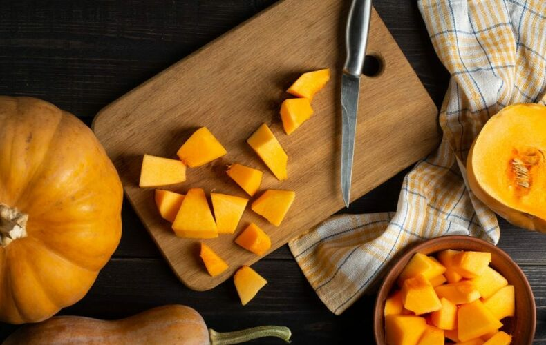 Come Conservare La Zucca Cruda A Pezzi