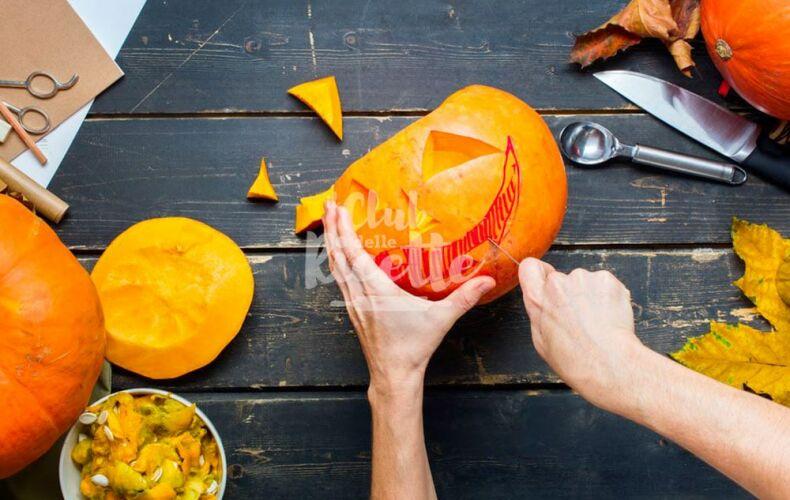 Come Intagliare Una Zucca Per Halloween Itagliare
