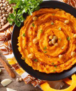 Ricetta Hummus Di Zucca