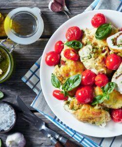 Ricetta Involtini Di Pollo Con Pesto E Pomodorini