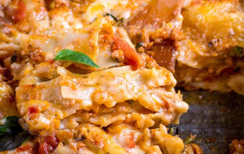 Ricetta Lasagne Autunnali