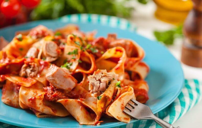 Ricetta Pasta Al Tonno E Pomodoro
