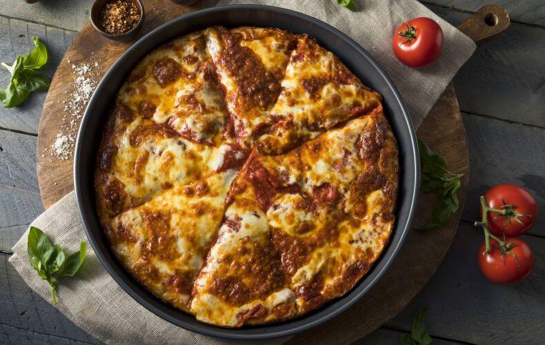 Ricetta Pizza Alta E Soffice